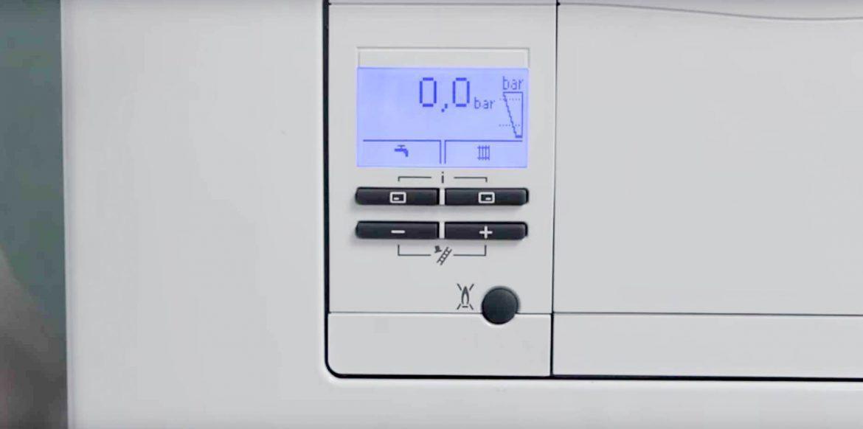 How to re-pressurise an ecoTEC plus boiler