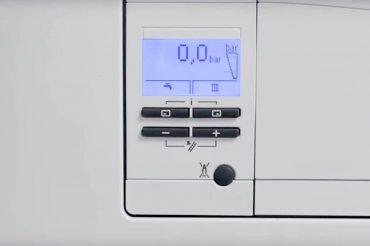 How to re-pressurise an ecoTEC plus boiler