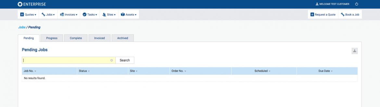 Our Client Portal